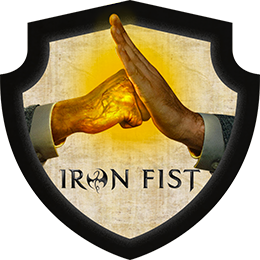 Badge Iron Fist